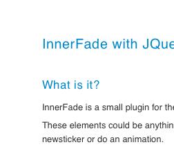 InnerFade