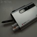バッテリーは市販の単4電池