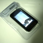 iPod touch 1G with WATERWEAR